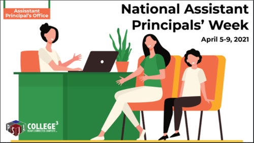 Happy National Assistant Principals' Week