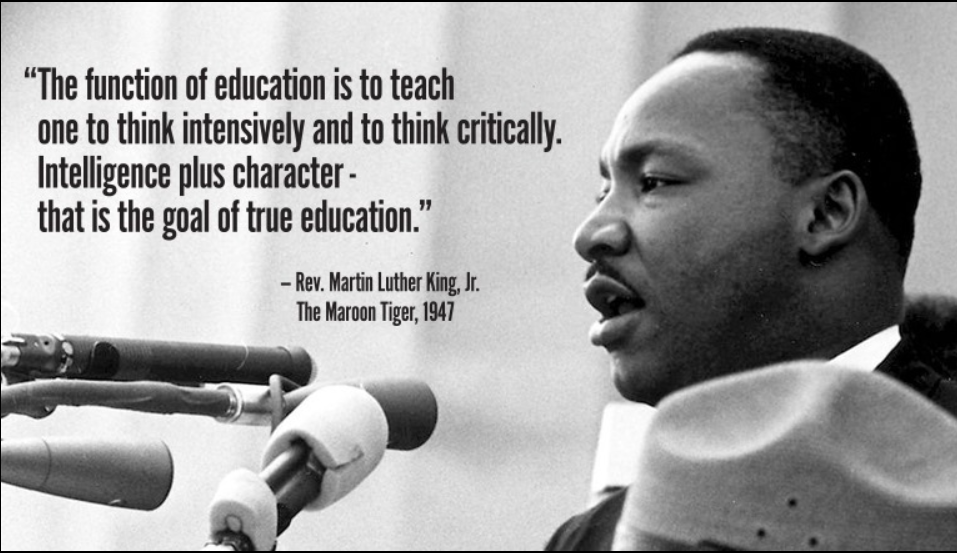 Dr. Martin Luther King Jr. Day