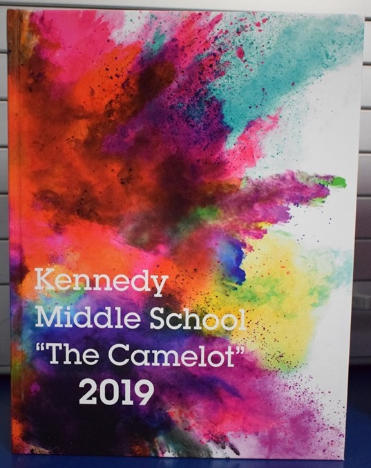 """The Camelot 2019"".Great friends, great pictures, and great memories. ORDER YOUR YEARBOOK TODAY! (information in front office)"