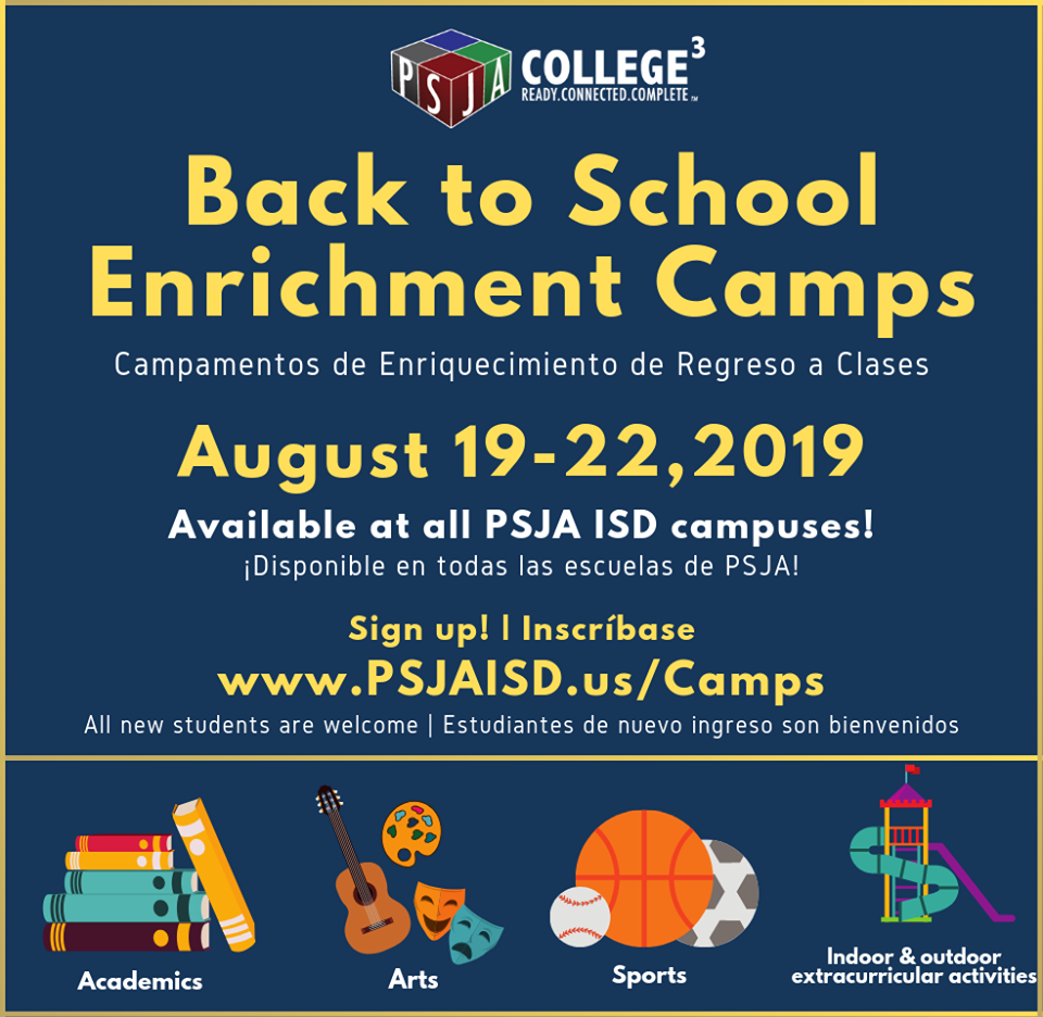 Enrichment Camp