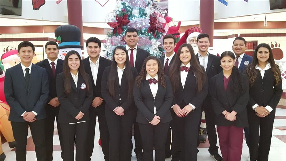 HOSA Students Advance to AREA Competition