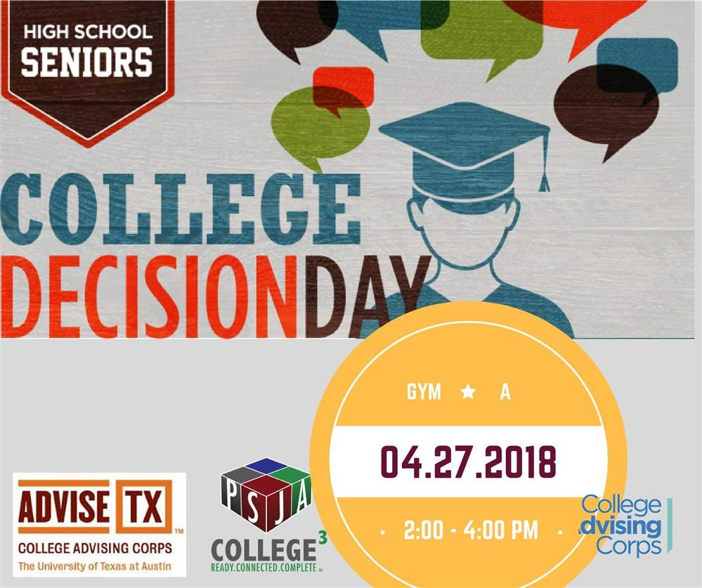 College Decision Day