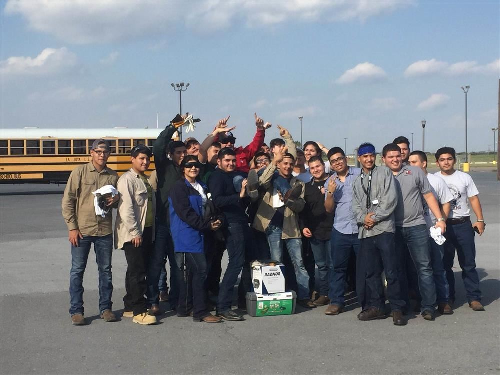 7th Annual Tulsa Welding Competition