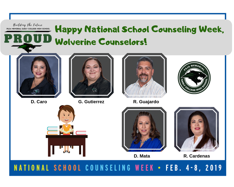 Happy National Counseling Week!