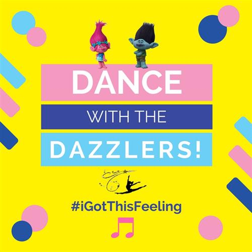 Dance with the Dazzlers!