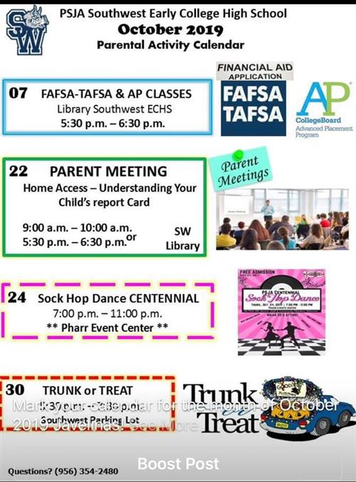 October Events Javelinas