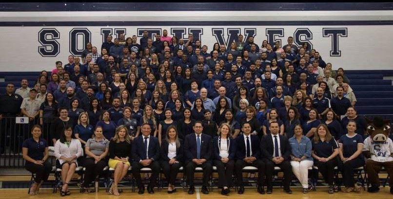 Staff Panoramic