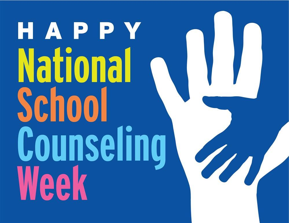 CELEBRATE NATIONAL COUNSELOR WEEK!