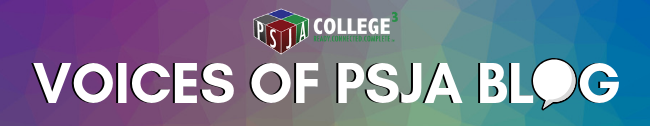 Voices of PSJA Blog banner