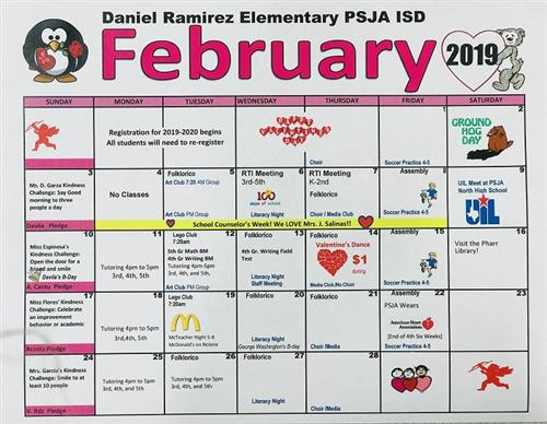 Cms Calendar 2014-2020 Daniel Ramirez Elementary / Home