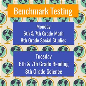 Benchmark Testing March