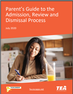 Parent's guide to the ARD Process