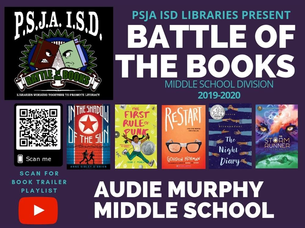 Battle of the Books 2019-2020