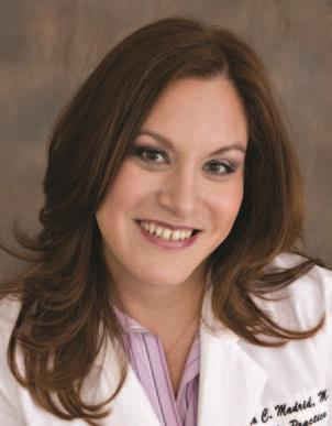 Photo of Maria Christina Madrid, M.D.