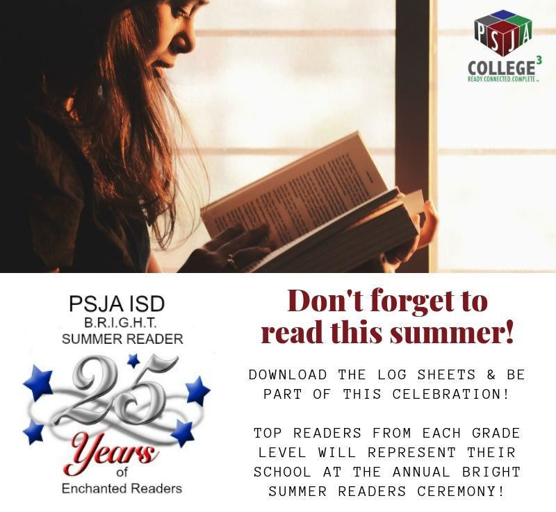 2019 BRIGHT Summer Reader Program