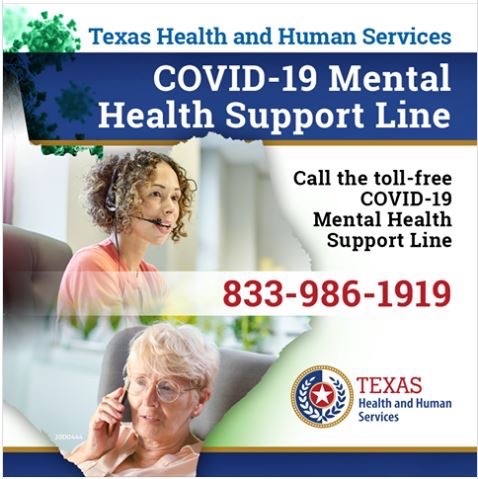 Mental Health Support Line