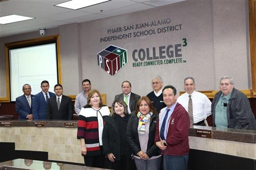 Three PSJA educators selected for Raise Your Hand Texas Foundation initiative