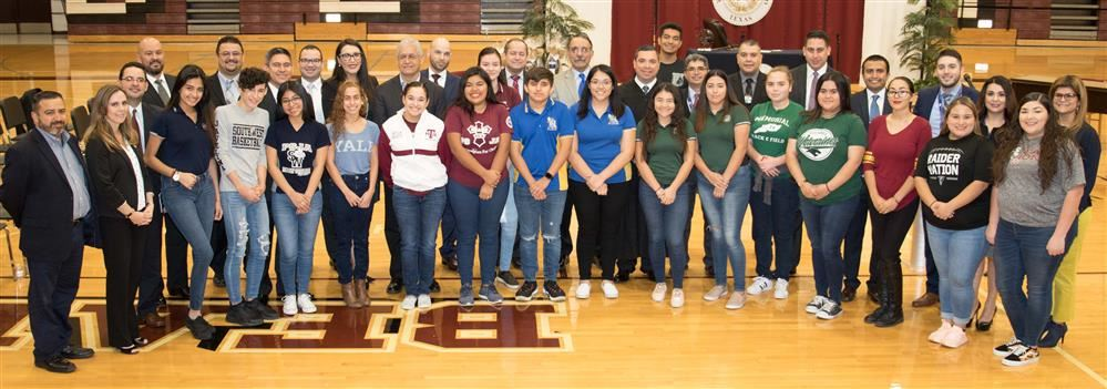 PSJA ISD makes history, kicks-off new Pre-Law Institute