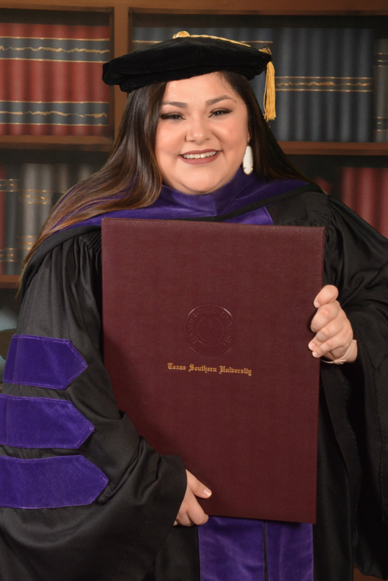 PSJA ISD alumni earn law degrees in their early 20s