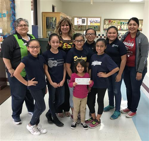 PSJA ISD Librarian awarded 7-Eleven Project A-Game Grant