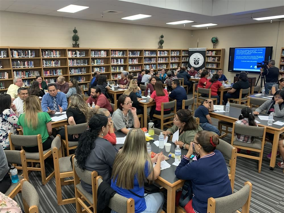 PSJA ISD unveils new Vision, Mission to guide plans for the upcoming year, future work