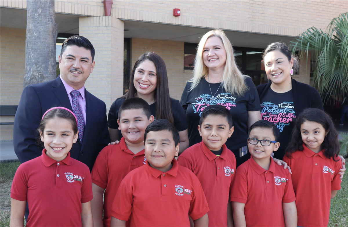 PSJA ISD elementary nominated as a 2020 National Blue Ribbon School
