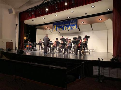 PSJA North Jazz Band