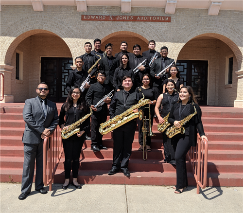 PSJA Southwest Band photo