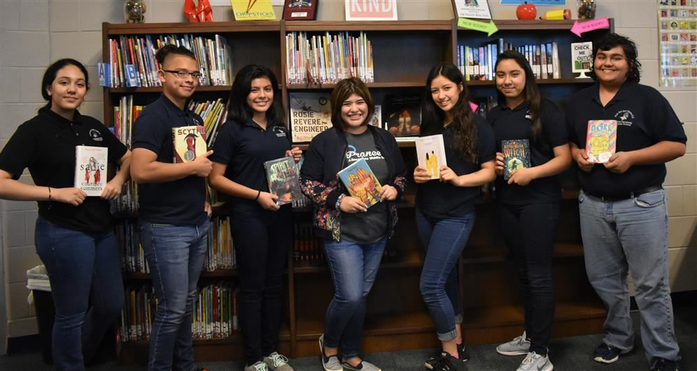 PSJA ISD Librarian receives Texas Library Association award for excellence in digital presence