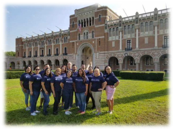 PSJA ISD students, teachers participate in RICE University Tapia STEM Summer Camps