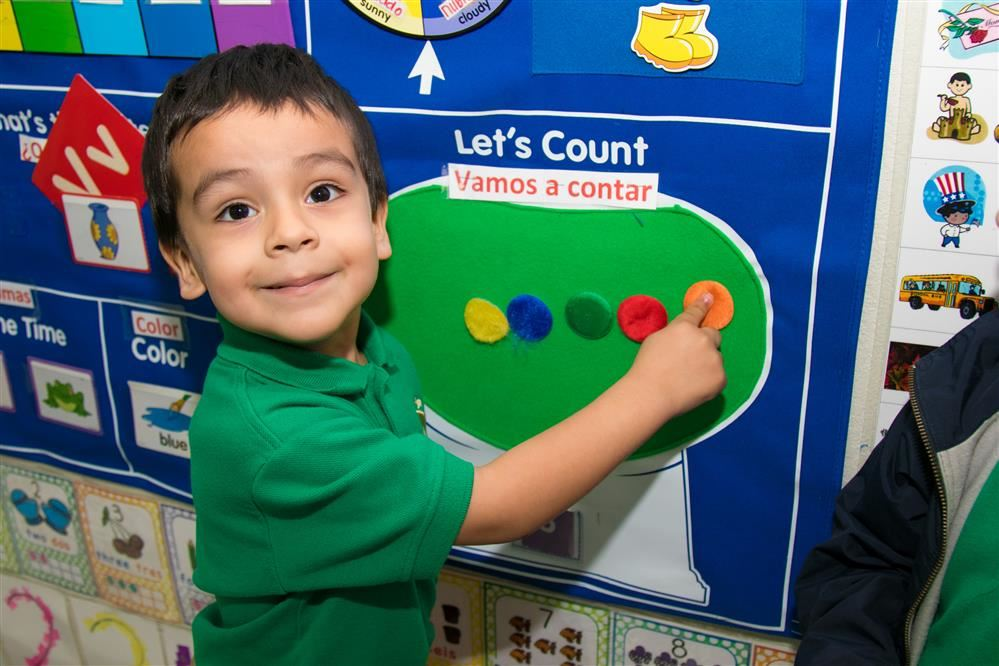 PSJA ISD's early childhood education program prepares toddlers for elementary and beyond