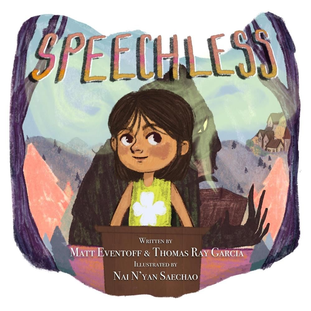 "PSJA Alum Authors Children's Book ""Speechless"" to help Students with Public Speaking"