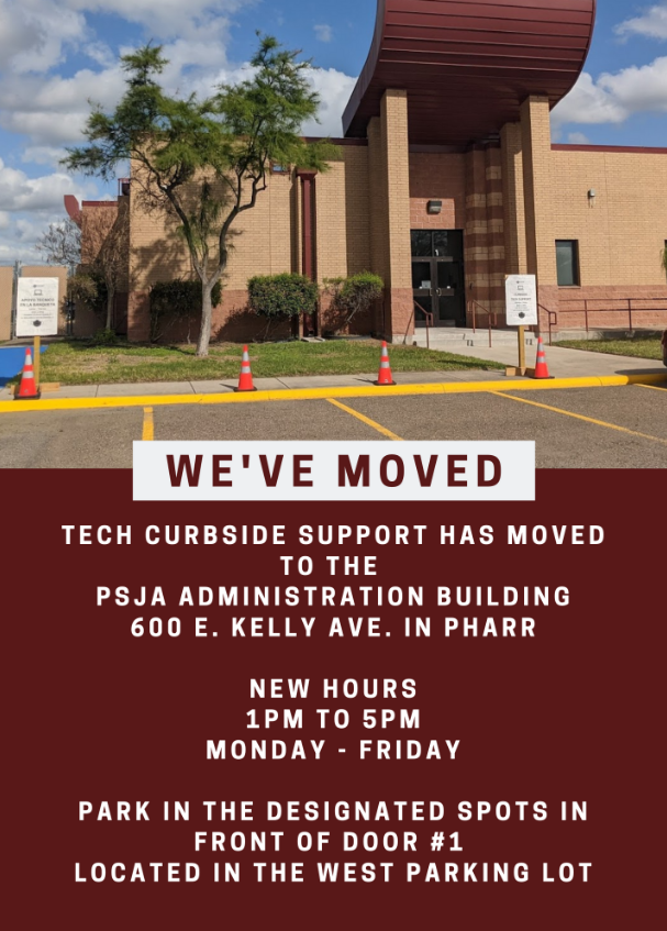 Tech Curbside New Hours & Location