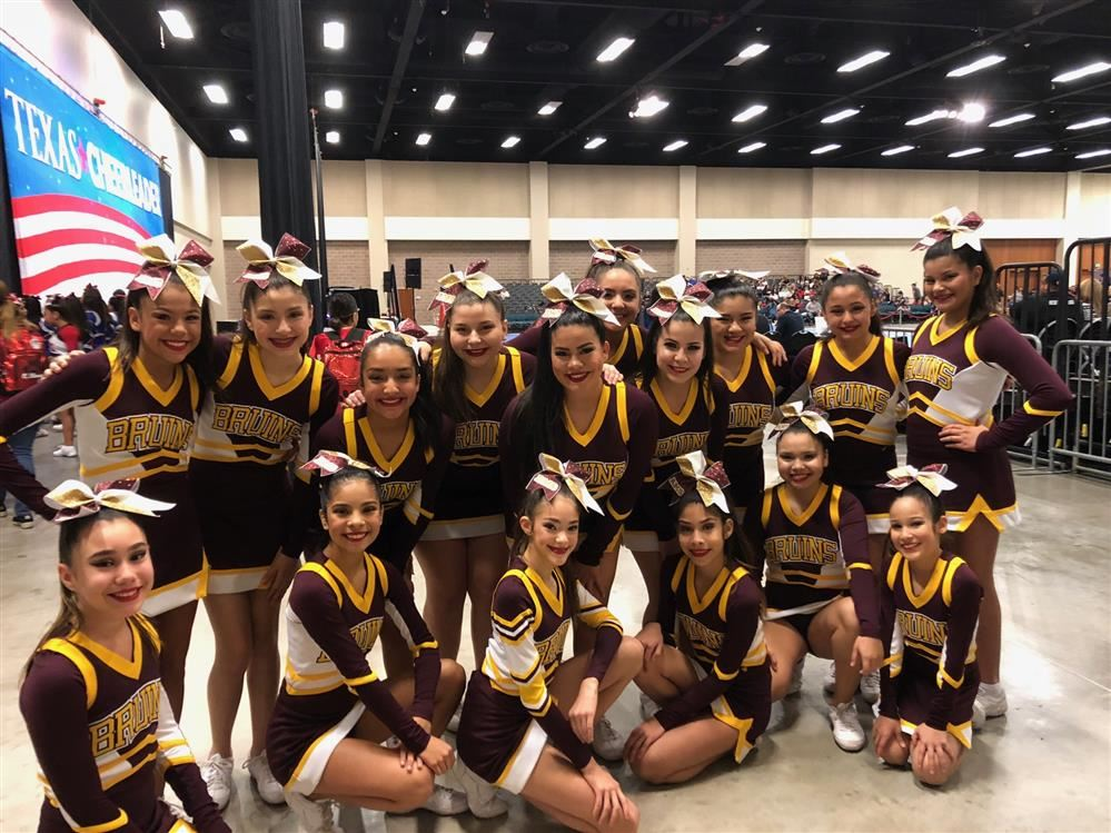 Texas Cheerleader Open State Championship - 2nd Pace