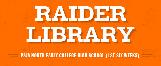 Check out our Raider Library!