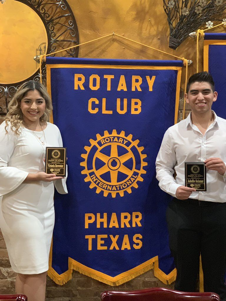 September Rotary Couple of the Month