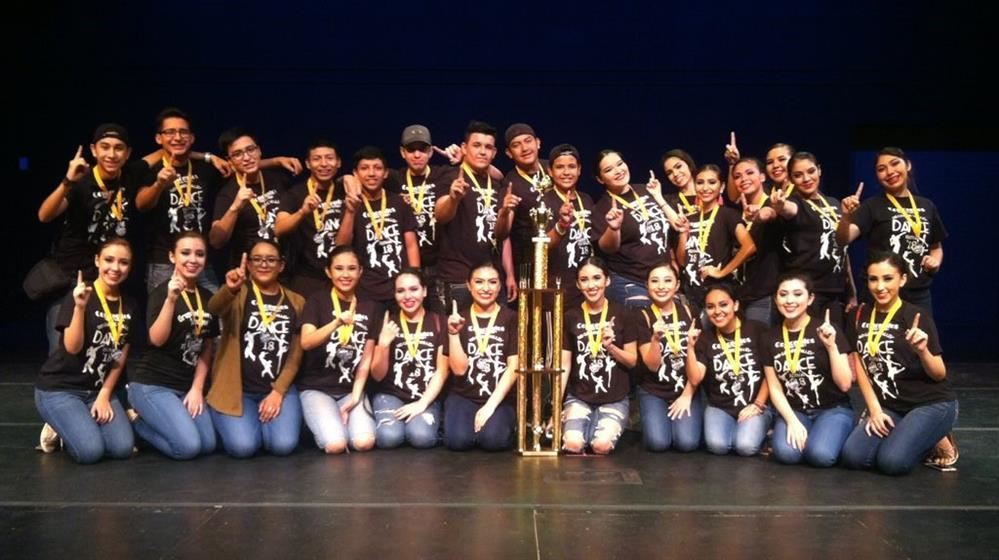 Congrats to our Grupo Folklorico Ichtecqui for earning a Division I at the Rio Grande Valley Dance Festival held on March 24th at Edinburg Economides HS.  They were also honored as one of the three groups chosen to perform at the closing ceremony Gala!